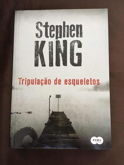 Livro Tripulação De Esqueletos - Stephen King