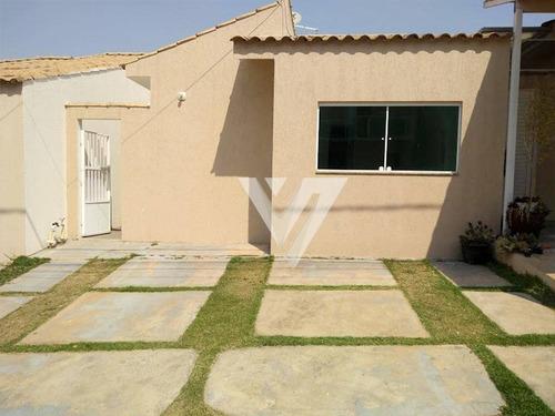 Imagem 1 de 18 de Casa Com 3 Dormitórios À Venda, 110 M² Por R$ 350.000,00 - Wanel Ville - Sorocaba/sp - Ca1383