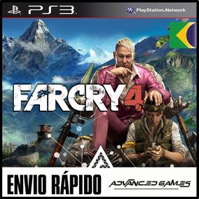 Jogo Far Cry 4 - Portugues - Jogos Ps3 Psn Midia Digital