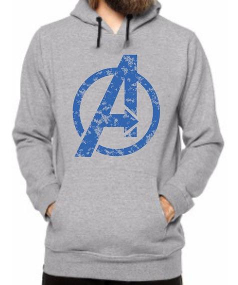Blusa De Moletom Marvel Avengers Vingadores Ultimato