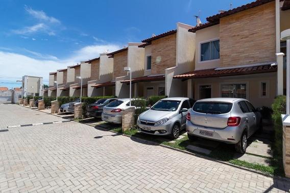 Casa Em Lagoa Redonda, Fortaleza/ce De 102m² 3 Quartos À Venda Por R$ 350.000,00 - Ca333101