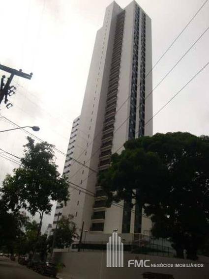 Apartamento Padrão Com 4 Quartos No Edf. Mirante - Vd1096-v