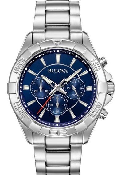 Reloj Bulova Para Caballero Modelo: 96a215 Envio Gratis