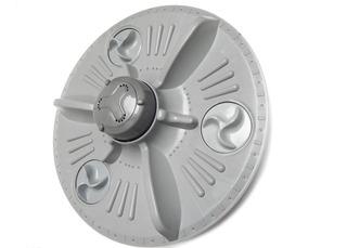 Turbina Agitadora Lavarropas LG T9000 / T9010 / T9015 Carga Superior 38 Centimetros