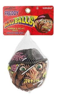Kidrobot Madballs Freddy Kruger 4 Inch Foam