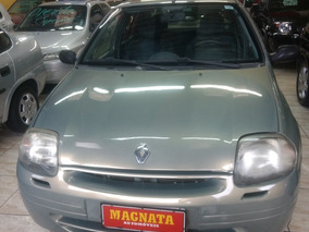 Renault Clio Sedan 1.0 16v Rn 4p 2003