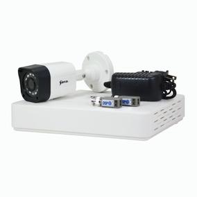 Kit De 4 Camaras Hd + Dvr 4ch Pentahíbrido 1080n + Accesorio