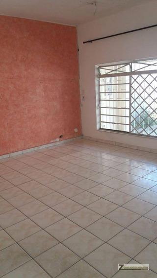 Casa Para Alugar, 120 M² Por R$ 3.600/mês - Jardim São Paulo - Guarulhos/sp - Ca0053