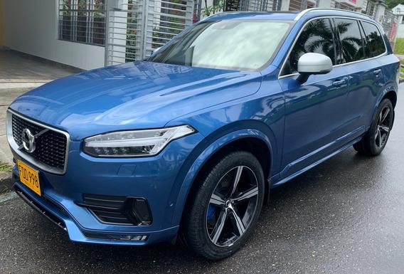 Volvo Xc90 Rdesign 2019