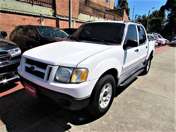 Ford Sport Track Aut 4 Gasolina 4x4