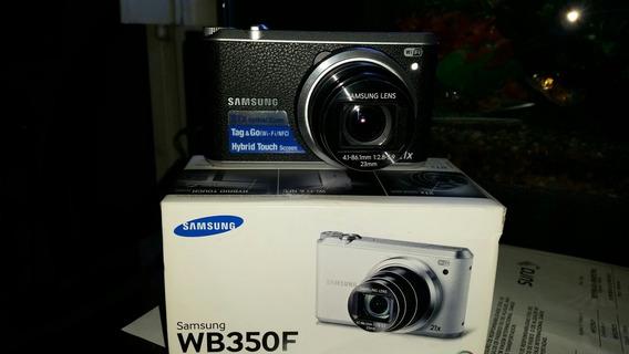 Cámara Samsung Wb350f Zoom 21x Wifi