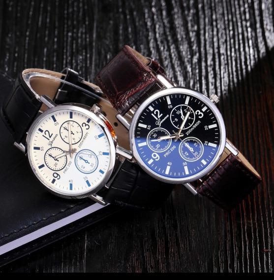 Relógio De Pulso Masculino De Quartzo