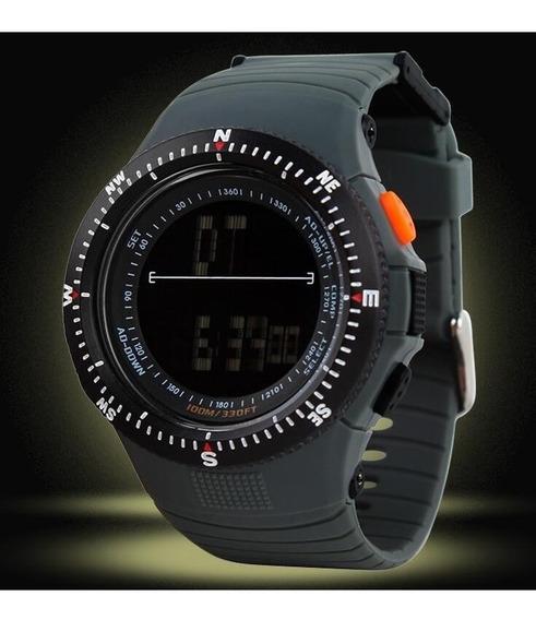 Relógio De Pulso Esportes/ Militar Skmei 0989 Caixa Original