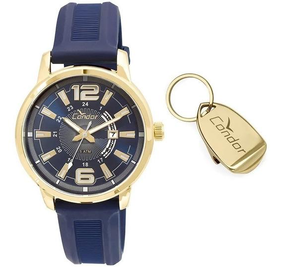 Relógio Condor Masculino Co2115yg/k8a C/ Garantia E Nf