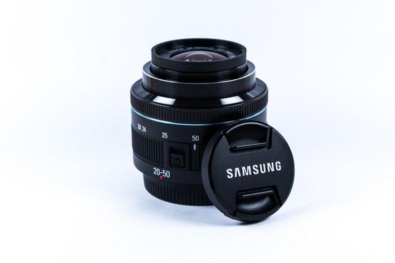 Lente Samsung 20-50mm 3.5-5.6 I-function Para Samsung Nx