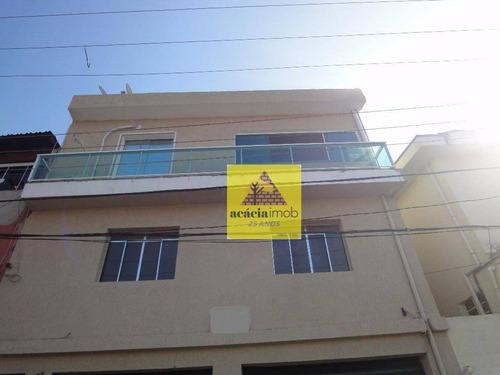 Imagem 1 de 16 de Sobrado Com 2 Dormitórios À Venda, 330 M² Por R$ 650.000,00 - Parque São Domingos - São Paulo/sp - So2245