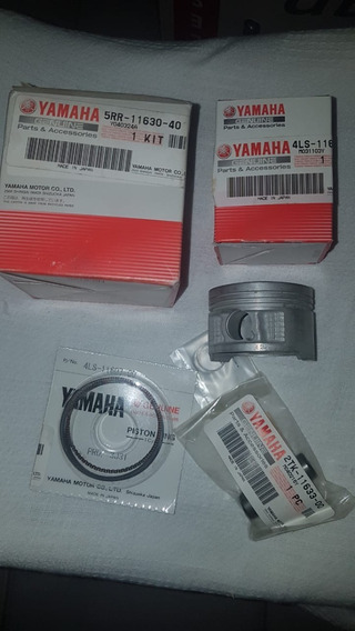 Kit Pistao 1.00 Mm Ybr/xtz/ttr125 Original Yamaha