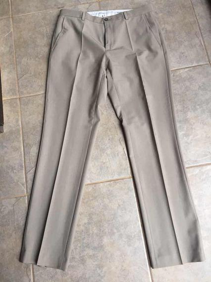 Pantalon De Vestir Calvin Klein Talle 31