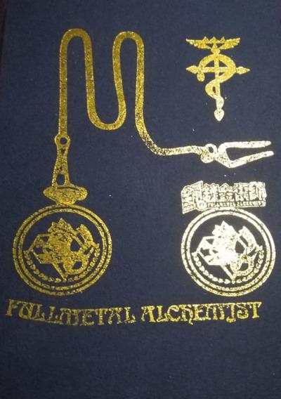 Edición Exclusiva Fullmetal Alchemist