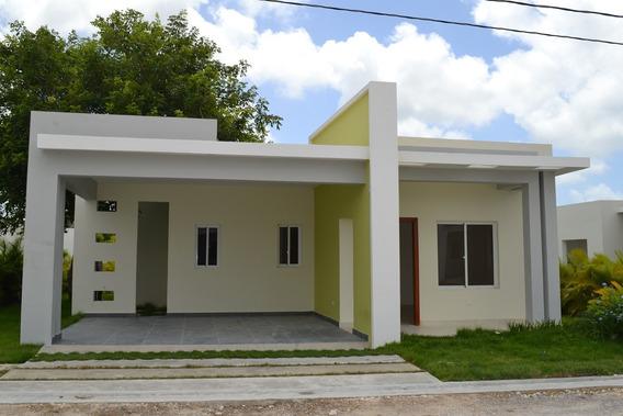 Tu Hermosa Casa De 2 Niveles En Punta Cana