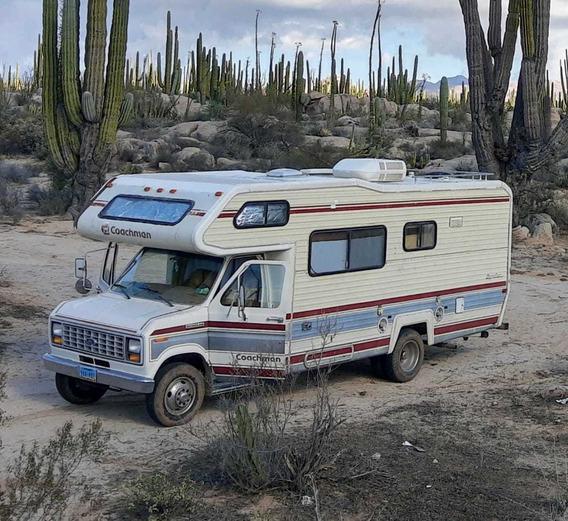 Casa Rodante Ford Econoline E-350 Coachmen
