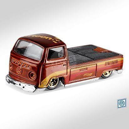 Volkswagen T2 Pickup Hot Wheels 1:64