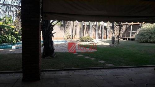 Imagem 1 de 23 de Casa À Venda, 478 M² Por R$ 1.500.000,00 - Jardim Francisco Fernandes - São José Do Rio Preto/sp - Ca0519