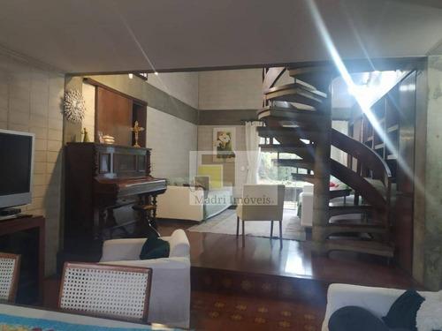 Sobrado Com 3 Dormitórios À Venda, 189 M² Por R$ 1.900.000,00 - Vila Romana - São Paulo/sp - So0136