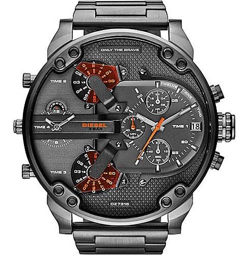 Relógio Diesel Dz7315/1cn Promoção !