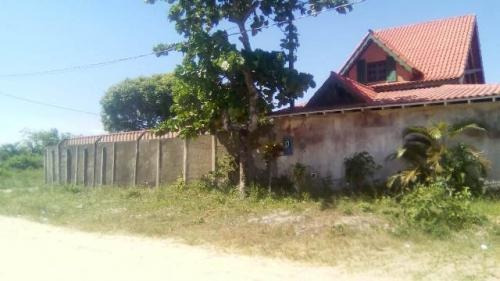 Terreno No Bairro Santa Cruz, Em Itanhaém,ref. 5139 M H