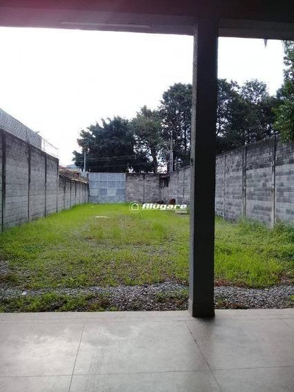 Terreno Para Alugar, 5 M² Por R$ 4.500/mês - Jardim Bom Clima - Guarulhos/sp - Te0072
