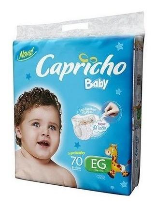Fralda Capricho Baby