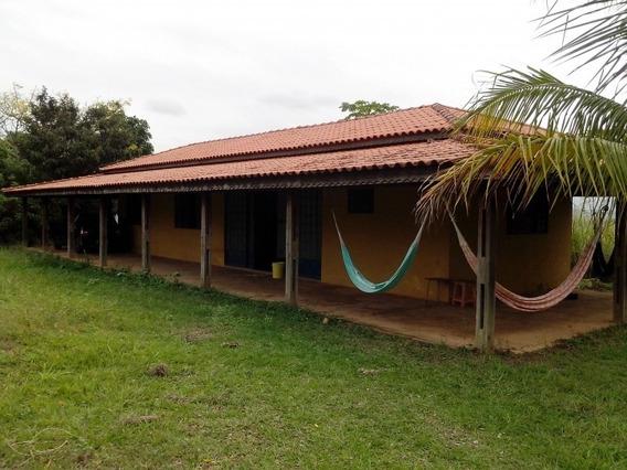 Chácara Com Casa Entre Limeira E Artur Nogueira - 768
