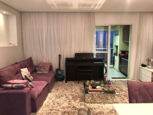 Imagem 1 de 30 de Apartamento Com 2 Dormitórios À Venda, 90 M² Por R$ 660.000,00 - Morumbi - São Paulo/sp - Ap2763