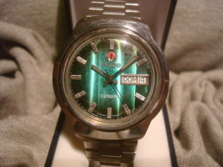 Hermoso Reloj Rado Conway Automatico Vintage 1970 Impecable!