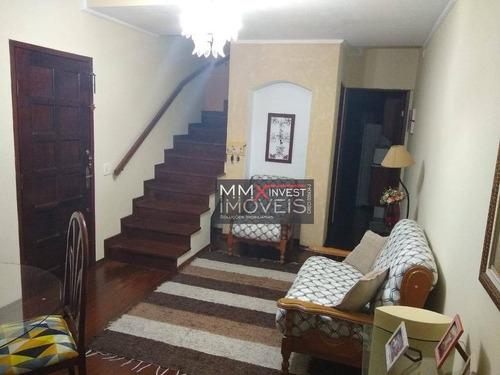 Imagem 1 de 30 de Sobrado Com 3 Dormitórios À Venda Por R$ 659.000,00 - Vila Mazzei - São Paulo/sp - So0680