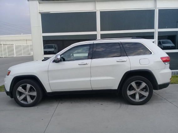 Jeep Grand Cherokee Limited Advance 2014 Blindada Nivel 3