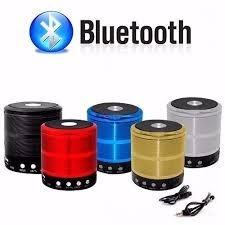 Caixa De Som Bluetooth Com Fm Ws887