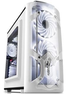 Chasis, Carcasa De Computadora Segotep Polar Light Gamer