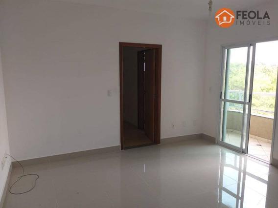 Apartamento Com 1 Dormitório Para Alugar, 41 M² Por R$ 850/mês - Jardim Santa Rosa - Nova Odessa/sp - Ap0383