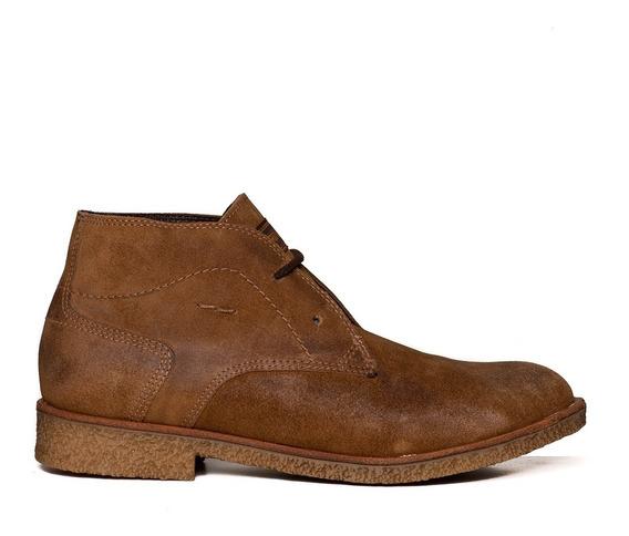 Zapatos Borcegos Ringo Ion Cuero