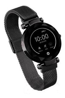 Relógio Smartwatch Atrio Paris Resistente A Aguá Es267 Loi!
