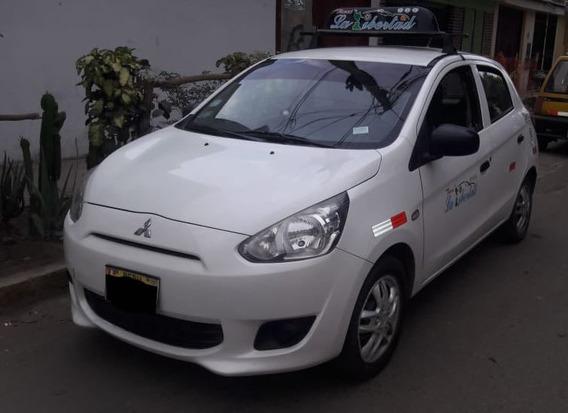 Mitsubishi Mirage Taxi Permiso Hasta 2022