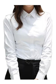 Camisa Blusa Social Feminina Slim Pronta Entrega 2018