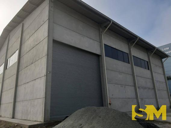 Galpão Para Alugar, 400 M² Por R$ 3.500,00/mês - Centro - Volta Redonda - Araquari/sc - Ga0004