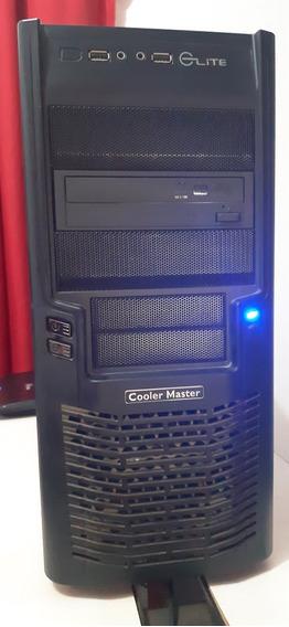 Computador Gamer, Apenas Placa De Vídeo Não Está Inclusa