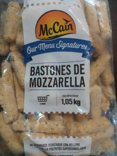 Bastones De Muzzarella Mccain