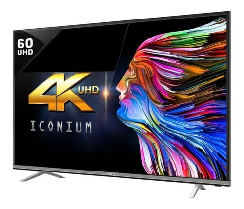 Tv 60 Uhd 4k Smart Led Ips Android 7.1 Netflix Sap Hdmi