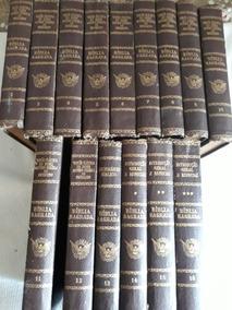 Biblia Anos 50 Incompleta 15volms No Estado-leia Descrição
