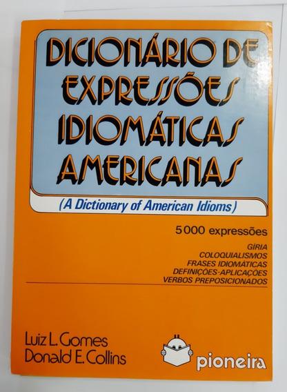 Dicionário De Expressões Idiomáticas Americanas